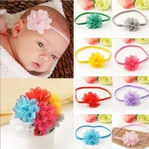 Other - 10 pc baby girl hair accessories